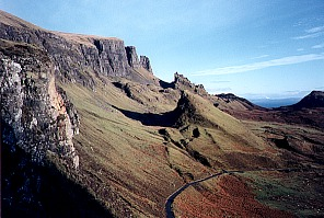 The Quiraing, Trotternish, Isle of Skye